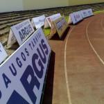 reklaminių tentų gamyba stadionui